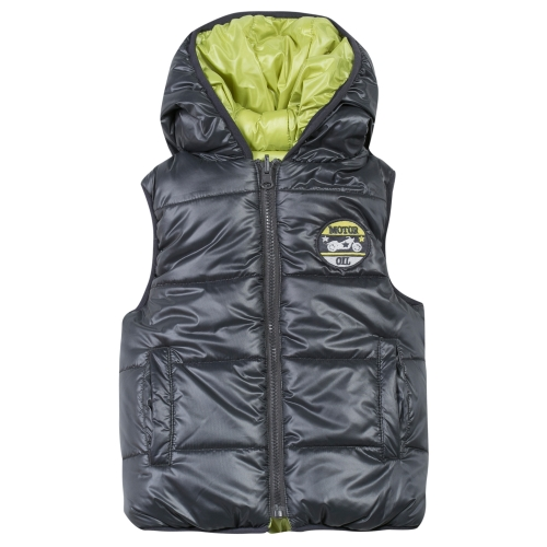 Boy's Biker sleeveless Coat