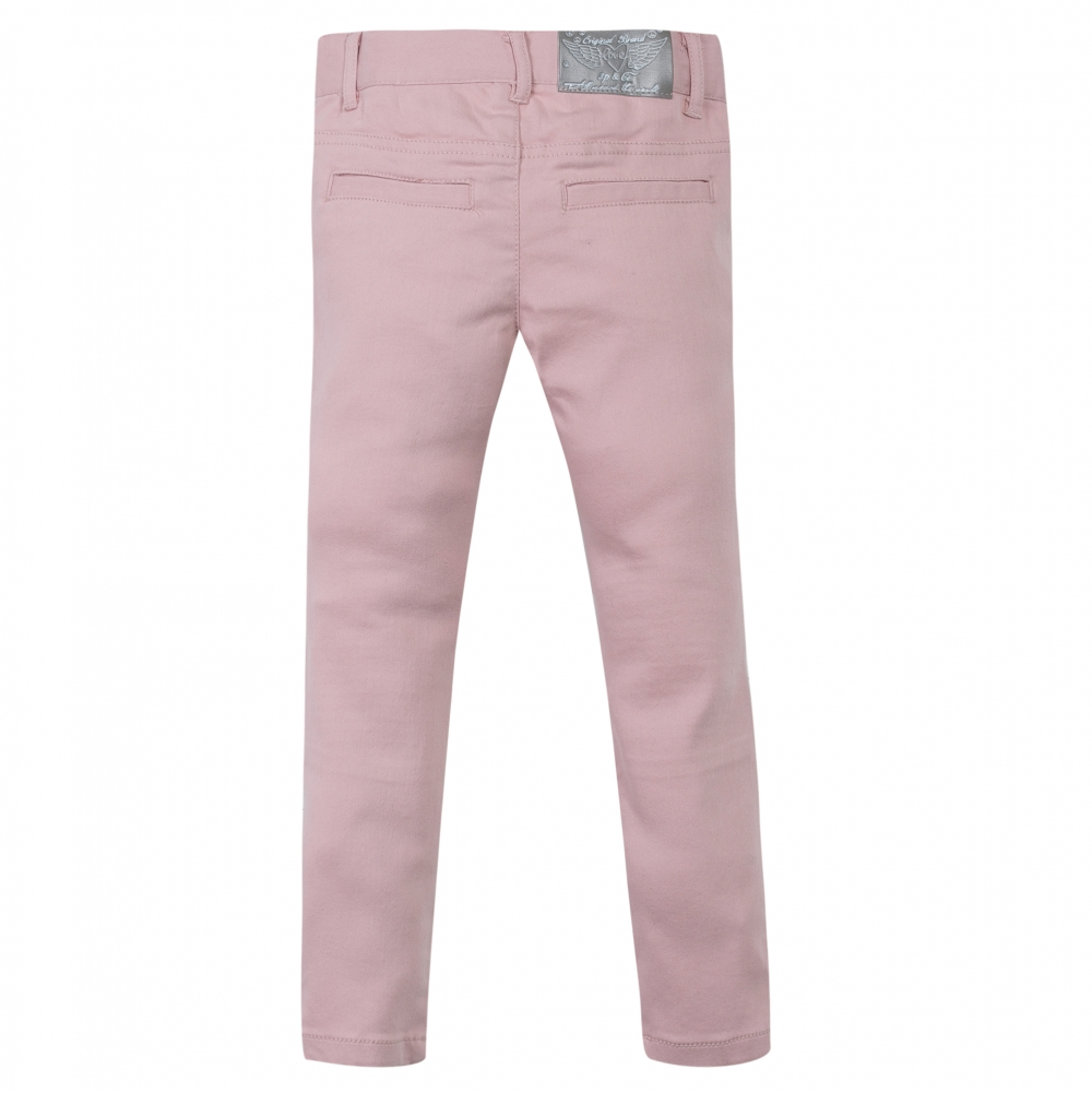 Pale Pink trousers