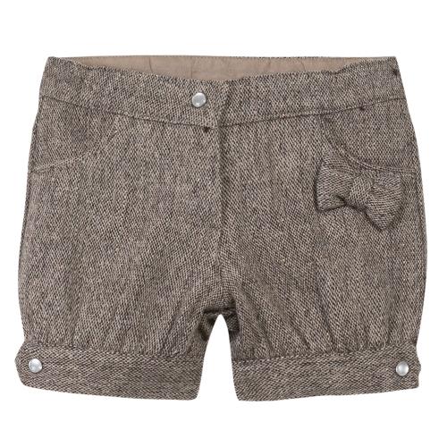 3 Pommes Girl's Preppy Girl Shorts
