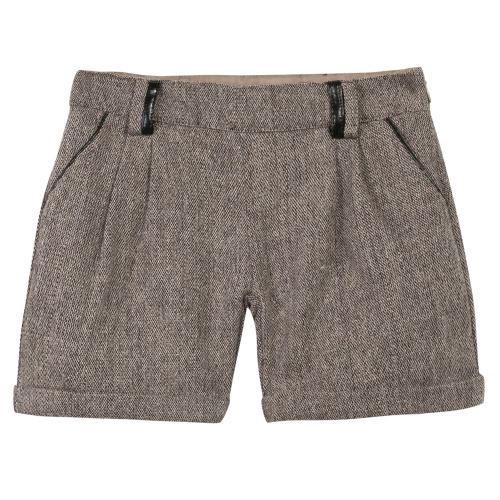 Shorts in sheep wool