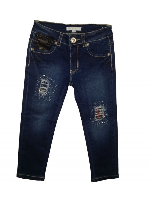 Kids JEANS BLACKWOOD,Silvian Heach kids