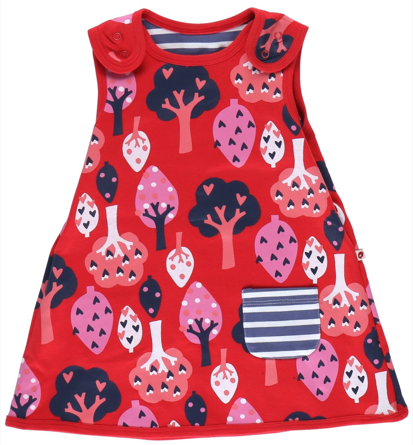 Forest Reversible Dress