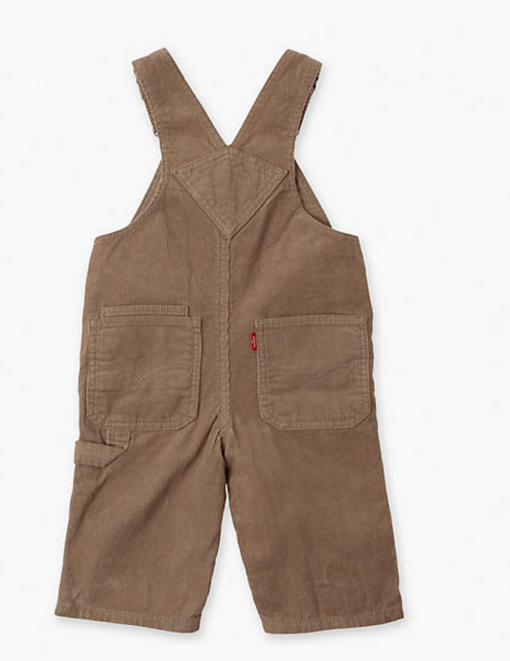 Little dudes of all ages can rock a pair of classic boys' overalls, a tried-and-true playtime staple. Choose from our selection of these iconic essentials in denim, soft cotton, plaid and canvas for infants, toddlers and boys. Nothing says summertime like a pair of jean short overalls with shiny brass buttons.